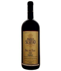 Vintage Keeper Scavino Bric Del Fiasc 2000 - 3L