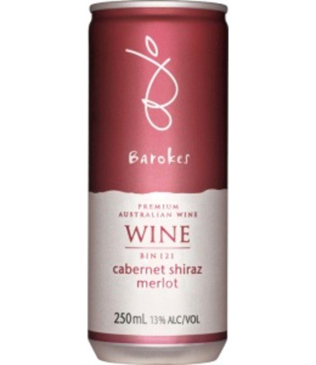 Barokes Cabernet/Shiraz/Merlot - 250ml