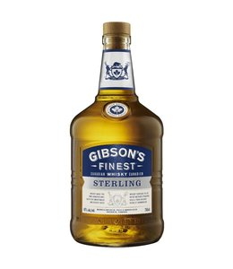 Gibson's Finest Sterling - 750ml