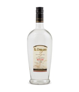 El Dorado 3 year old White