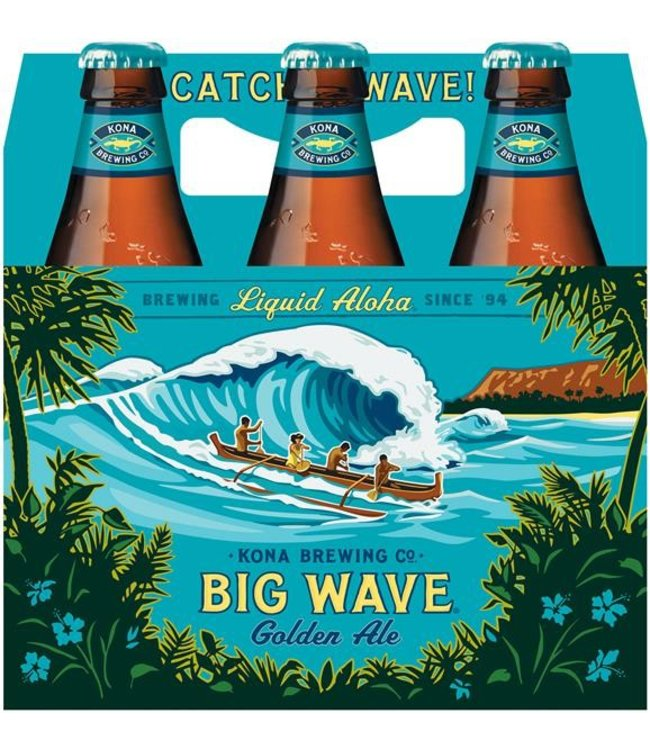 Kona Brewing Big Wave Golden Ale