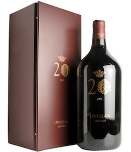 Vintage Keeper Ornellaia 2005 20th Anniversary - 1.5L