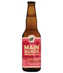Alley Kat Main Squeeze Grapefruit Ale