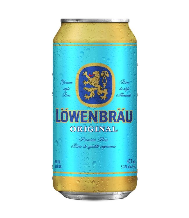 Lowenbrau 473ml Cans
