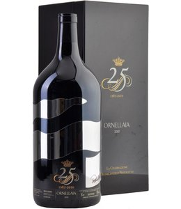 Vintage Keeper Ornellaia 2010 Artist Label - 3L