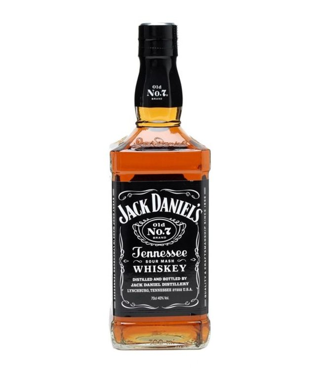 American Whiskey Jack Daniel's Old No.7