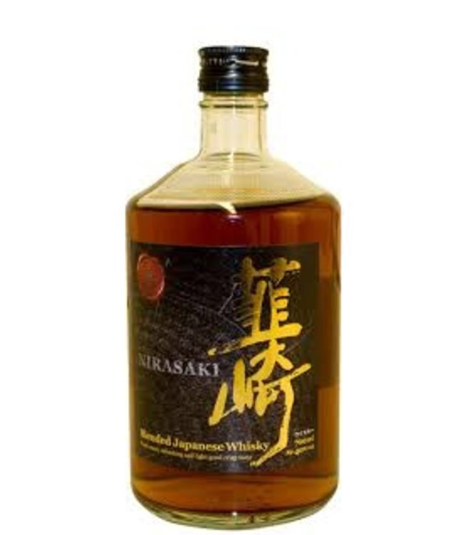 Japanese Whisky Nirasaki Blended