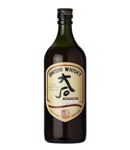 Whisky Ohishi Sherry Cask