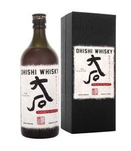 Whisky Ohishi Tokubetsu Reserve