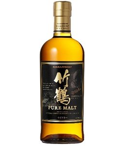 Japanese Whisky Nikka Taketsuru Pure Malt