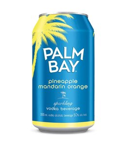 Palm Bay Pineapple Mandarin Orange - 6 Pak