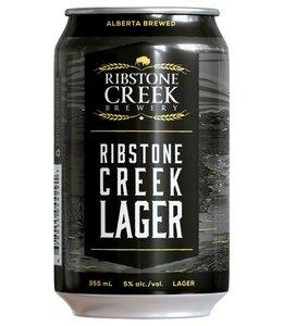 Ribstone Creek Lager - 6 Pak