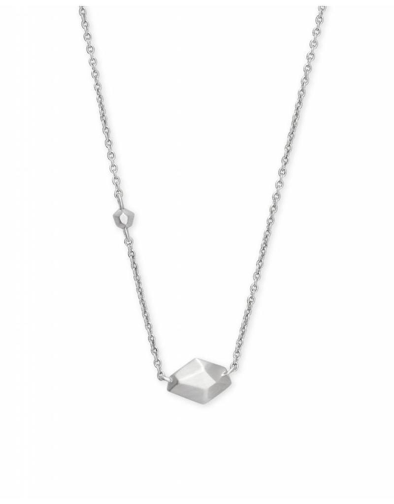 Kendra Scott Laureen Necklace Silver