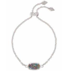 Kendra Scott Kendra Scott Elaina Bracelet Multi Drusy on Silver