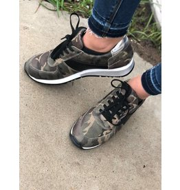 CoFi Holly Sneaker - Camouflage