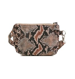 CoFi Leather Hipbag - Snake