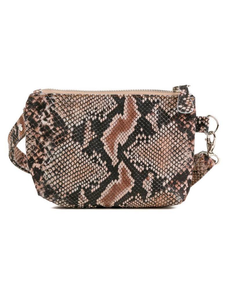 CoFI Leather Hipbag - Snake
