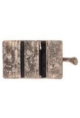CoFi Leather Wallet - Gold