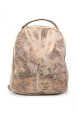 CoFi Leather Brooke Backpack - Gold