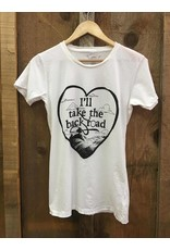 Backroads T-Shirt in White