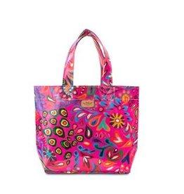 Consuela Legacy Mini Bag- Pink Swirly