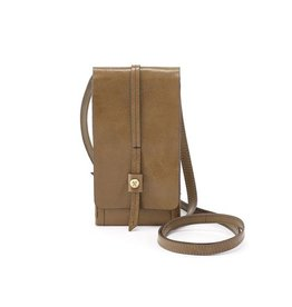 Hobo Token Crossbody Mink