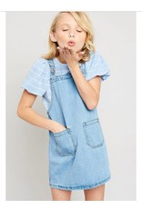 Tween Mid Denim Dress