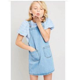 Tween Mid Denim Dress