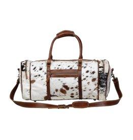 Cowhide Duffle Bag Amore Hairon CH1122