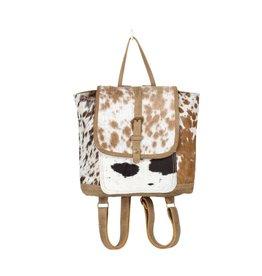 Cowhide Backpack Bag Utopian CH1306