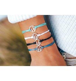 Pura Vida Silver Cactus Bracelet