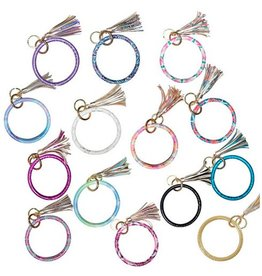 SS Bangle Key Ring