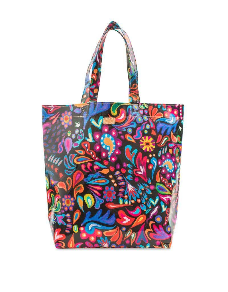 Consuela Basic Bag Sophie Black Swirly