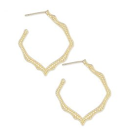 Kendra Scott Miku Earrings in Gold