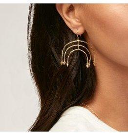 Gorjana Luca Mobile Earrings