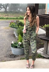 Army Camo Jumpsuit