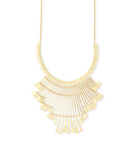 Kendra Scott Lena Necklace Gold