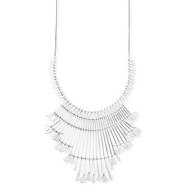 Kendra Scott Lena Necklace Silver