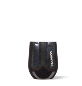 Corkcicle 12oz Stemless Wine Glass- Unicorn Sparkle Stardust