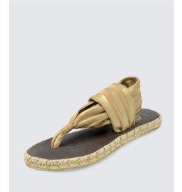 Nalho Ganika Sandal - Gold Metallic