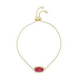 Kendra Scott Esen Bracelet Gold Berry Illusion