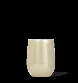 Corkcicle 12oz Stemless Wine Glass Unicorn Glampagne