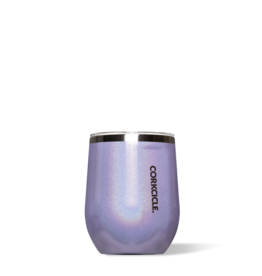 Corkcicle Corkcicle 12oz Stemless Wine Glass- Pixie Dust