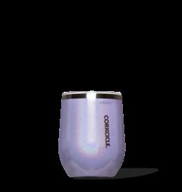 Corkcicle Corkcicle 12oz Stemless Wine Glass Pixie Dust