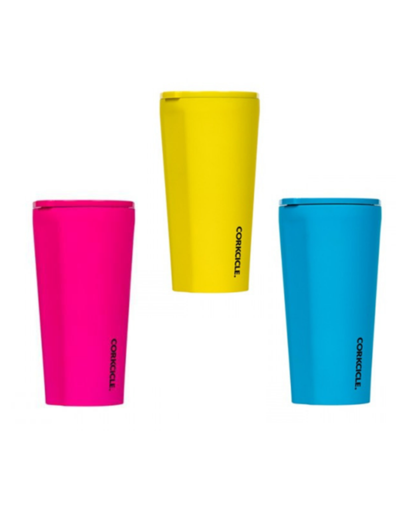 Corkcicle 24oz Tumbler Neon Lights
