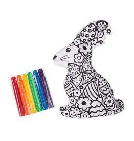 Mr. Chocolate Color Me Bunny