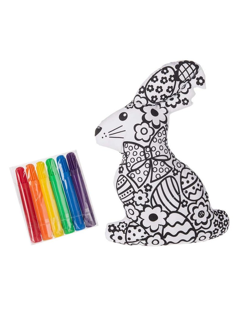 Mr. Chocolate Color Me Bunny