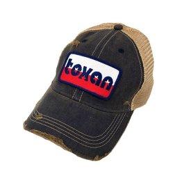 Lone Star Texan Navy Cap