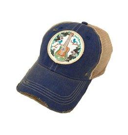 Mystic Guitar Blue Cap