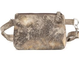 CoFI Leather Hipbag - Gold